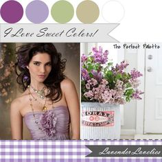 The Perfect Palette: {Color Your Wedding Beautiful}: Palettes I Love!