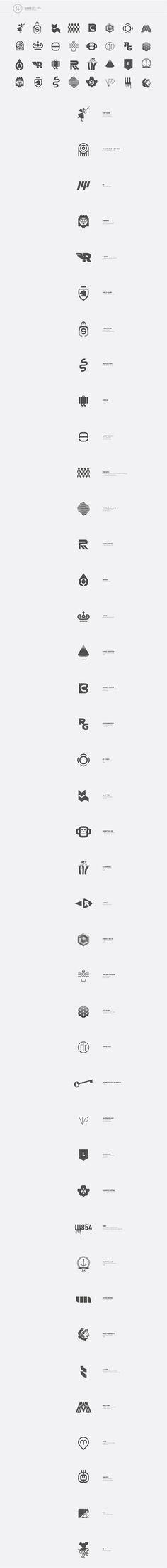 Selected logos 2011-2014, Прочее © PavelPilovets
