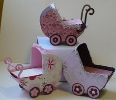 Let's create: Baby Carriages
