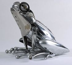 Bugs, Birds and Other Bolted Beauties by Edouard Martinet