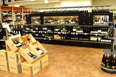 64 open wines for tasting at Booths Supermarkets UK