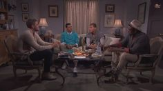 "Jimmy Kimmel enlists the help of NBA stars Blake Griffin, Chandler Parsons, Matt Barnes and Iman Shumpert to review ""The Best of Me"" by Nicholas Sparks."