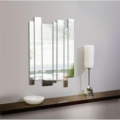Umbra Strip Contemporary Mirror Set