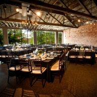 The Venue A Gorgeous With Unique Ambiance That Combines Both Mountain And