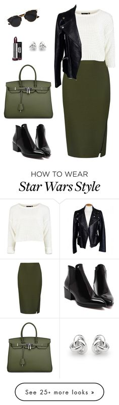 """""""Untitled #527"""" by tamam1996 on Polyvore featuring M&S Collection, Alexander McQueen, Christian Dior, Georgini, women's clothing, women's fashion, women, female, woman and misses"""