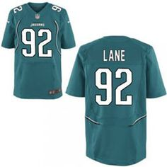 "$78.00--Austen Lane Jersey - Elite Teal Home Nike Stitched Jacksonville Jaguars #92 Jersey,Free Shipping! Buy it now:click on the picture, than click on ""visit aliexpress.com"" In the new page."