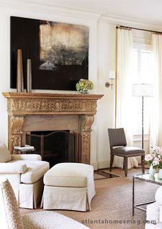 42 best art above the fireplace images home decor living room rh pinterest com art above fireplace mantel large art above fireplace