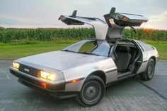 1981 Delorean dmc. Only because I loved the back to the future movies.