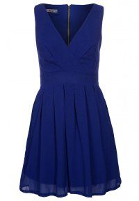 WAL G. - Korte jurk - Blauw