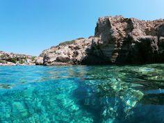 Apaggio – The secret beach of Cavo Maleas – Food and Travel Greece Travel, The Secret, Traveling, Beach, Water, Outdoor, Food, Water Water, Aqua