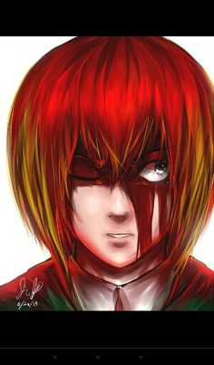 Attack on Titan ~ Armin Arlert