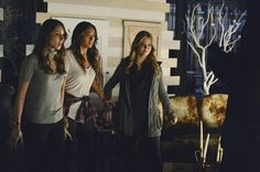 Who is A? PLL