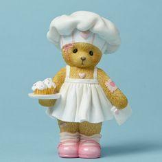 Cherished Teddies Bake Someone Happy