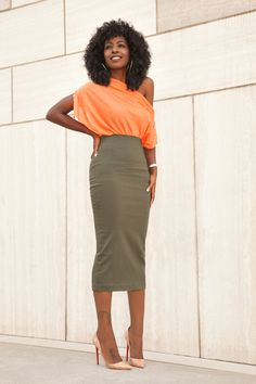 Long Pencil Skirts ❤ | ~MY FASHION STYLE #2~ | Pinterest ...