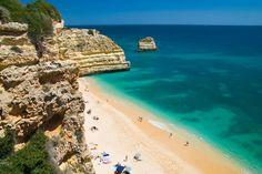 Navy Beach, Portugal.