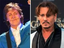 Depp says it was his idea to get McCartney on board for the film.