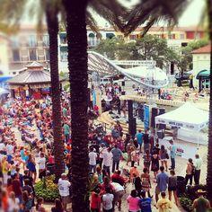 CityPlace (West Palm Beach, Florida) via @no way-Louise Verbeke