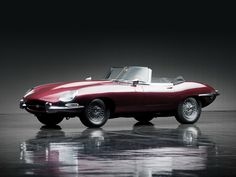 Jaguar E-Type (Series I)