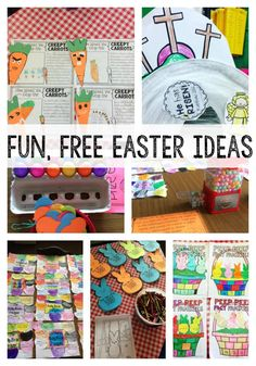 Fun and FREE Easter