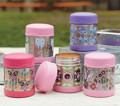 School Lunch Supplies...  Hot/Cold Food Jar by Thermos® | Pottery Barn Kids