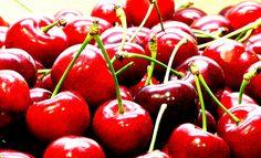 Cherries #Red #cherries