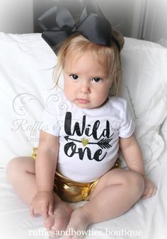 Let them be little, let them be wild, Let them be a little wild!For you little one, wild as can be, these adorable onesies and leggings are perfect for their pe