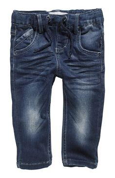 De fedeste Name it Jeans Ralf mini Slim fit Medium denim Name it Jeans til Børn & teenager i fantastisk kvalitet