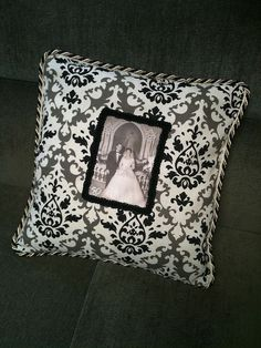 50th Anniversary Pillow