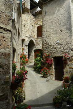 Saint-Guilhem le Désert, Aquitaine