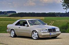 Klarer Fall: Das Mercedes-Coupé der Baureihe 124 hat das Zeug zum gesuchten Klassiker. Wertgeschätzt wird die komplette Baureihe ohnedies für ihre hervorrage