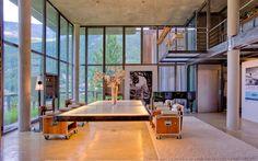 Heinz-Julen-Ultra-Contemporary-Loft_5 | iDesignArch | Interior Design, Architecture & Interior Decorating eMagazine