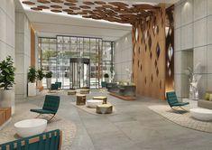 Marriott Courtyard & Residence – U+A Architecture, Interior Design, Urban Planning & Landscape