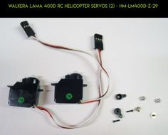 Walkera Lama 400D RC Helicopter Servos (2) - HM-LM400D-Z-29  #kit #2 #racing #plans #tech #products #lama #shopping #camera #walkera #gadgets #technology #fpv #drone #parts