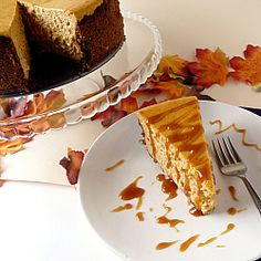 Pumpkin Chiffon Mousse With Gingersnap Crust Recipes — Dishmaps