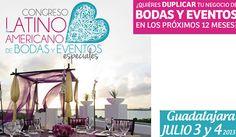 Tercer Congreso Latinoamericano para coordinadores de bodas y eventos