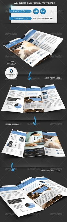 Product Catalog 7 a4 brochure templates psd a4 size brochure - business pamphlet templates free