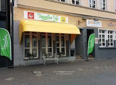 renate goes vegan: Café Veganalina auf der Meile
