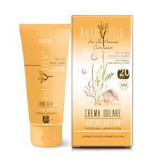 """Αντηλιακή Βιολογική Κρέμα Προσώπου & Σώματος SPF20 125ml Anthyllis με μεσαίο δείκτη προστασίας, ιδανική για ανθρώπους με κανονικό η σκουρόχρωμο δέρμα (με καστανά η μαύρα μαλλιά), δρα αποτελεσματικά προστατεύοντας από τις ακτίνες UVA και UVB. Στο GoodLifeshop.gr και στο κατάστημα Βιολογικών ποϊόντων """"Ναράγιενα"""" Ιωνίας 49, στη Νέα Σμύρνη, Τηλ. 210 9317206."""