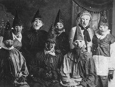 vintage halloween - Halloween Costumes 1900