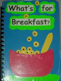 "Dr. Jean Environmental Print Book=kids bring in their fav. cereal box, on bottom print ""Jay likes Cheerios."""
