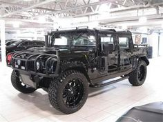 Hummer H1 Alpha Predator....my bug out vehicle