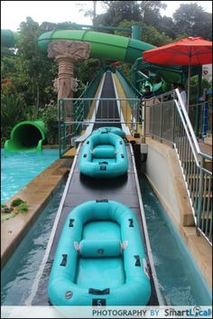 Adventure Cove Waterpark, Sentosa Singapore