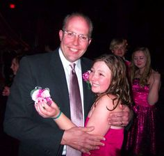 """As an 8-year-old girl from Michigan was headed into surgery for a heart transplant, she asked Mike Ackerman — a pediatric cardiology fellow at Mayo who was part of her care team — if she was going to live. Dr. Ackerman said, """"Of course you're going to live, and I'm going to dance with you at your prom."""""""