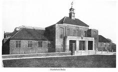 Northfield Birmingham, Birmingham England, St Lawrence, West Midlands, Old Buildings, British Isles, Leicester, Historical Photos, Baths