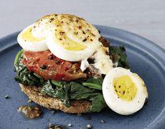 ¿Sabías que en Pascua se comen más huevos? Apúntate con estas recetas sanas, proteicas y deliciosas.