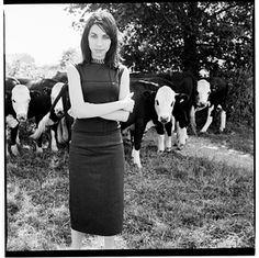 PJ Harvey. 2000, Dorset County, UK by Renaud Monfourny