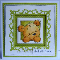 3d Cards, Cute Cards, Baby Shower Cards, Baby Cards, Stamped Christmas Cards, Hand Made Greeting Cards, Whimsy Stamps, Copics, Card Tags