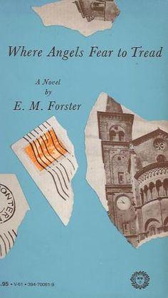 #Friday56 & #BookBeginnings: Where Angels Fear to Tread / guiltless reading