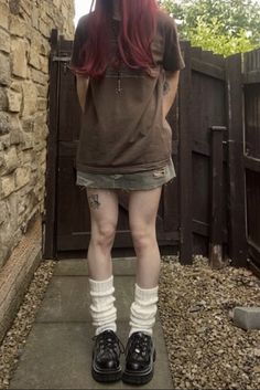 Edgy Outfits, Fashion Outfits, Grunge, Indie, Give It To Me, Fairy, Punk, Style Inspiration, My Style