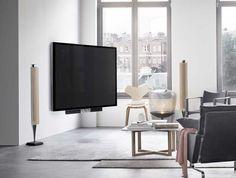 Bang Olufsen BeoVision Avant TV High Quality UHD 4K eye for detail